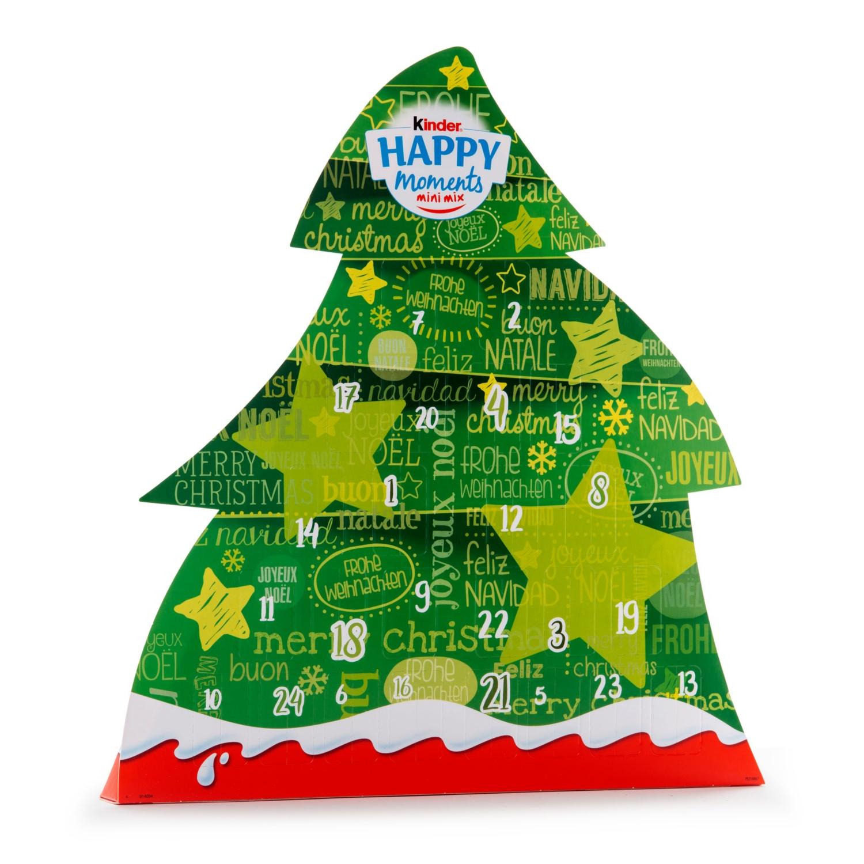 KINDER Happy Moments Adventkalender