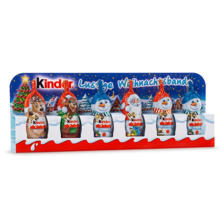 KINDER Weihnachtsfiguren