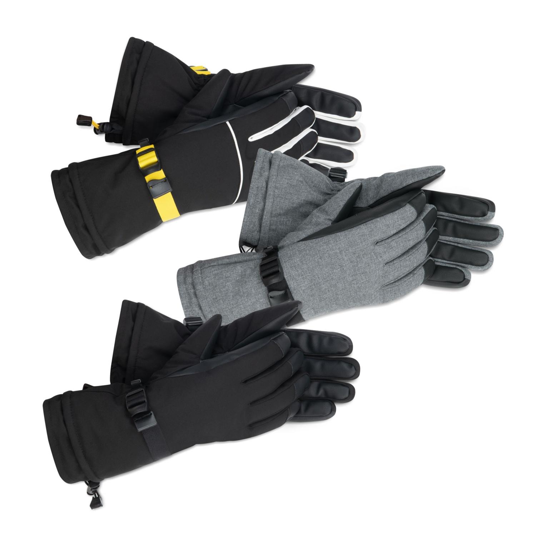 INOC Damen-/Herren-Ski-Handschuhe