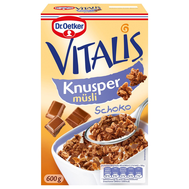 Dr. Oetker VITALIS® 600 g*