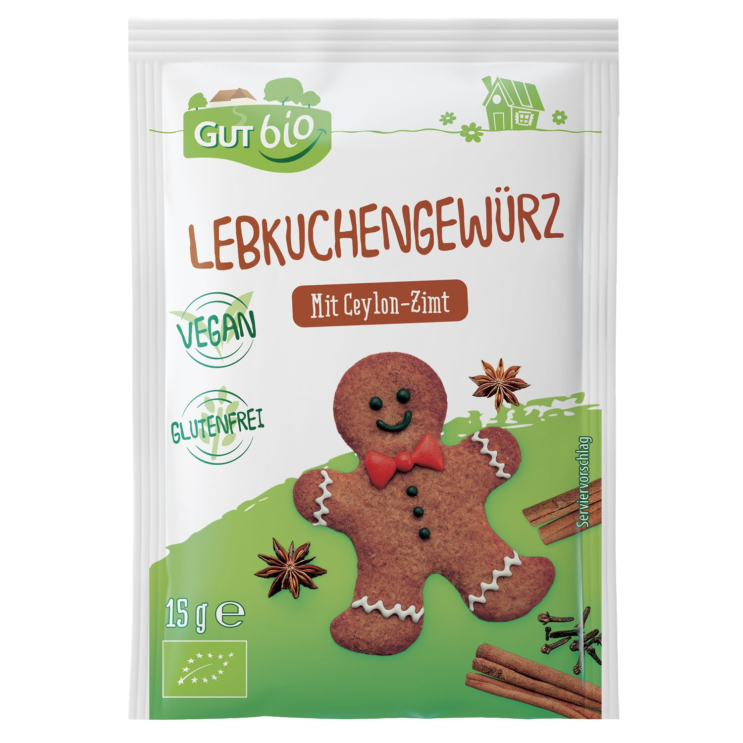 GUT bio Backzutaten 15 g*