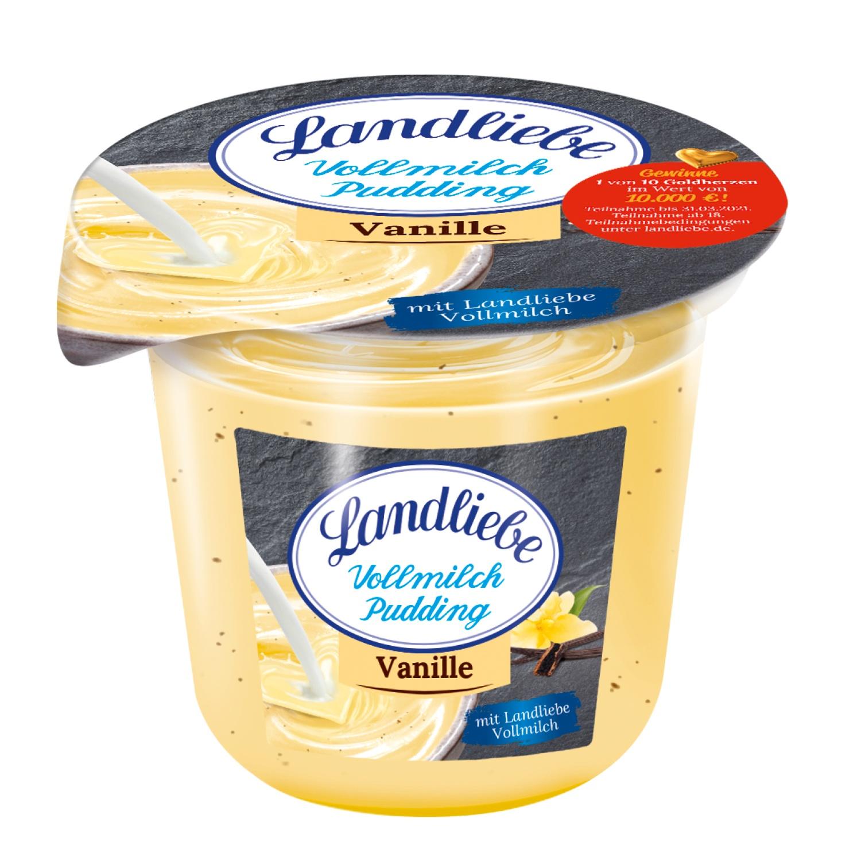Landliebe Vollmilch-Pudding 225 g*