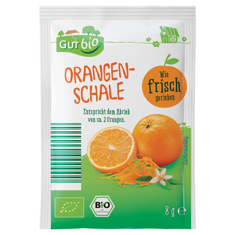 GUT bio Orangenschale 8 g*