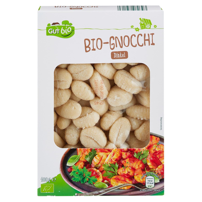 GUT bio Gnocchi 400 g*