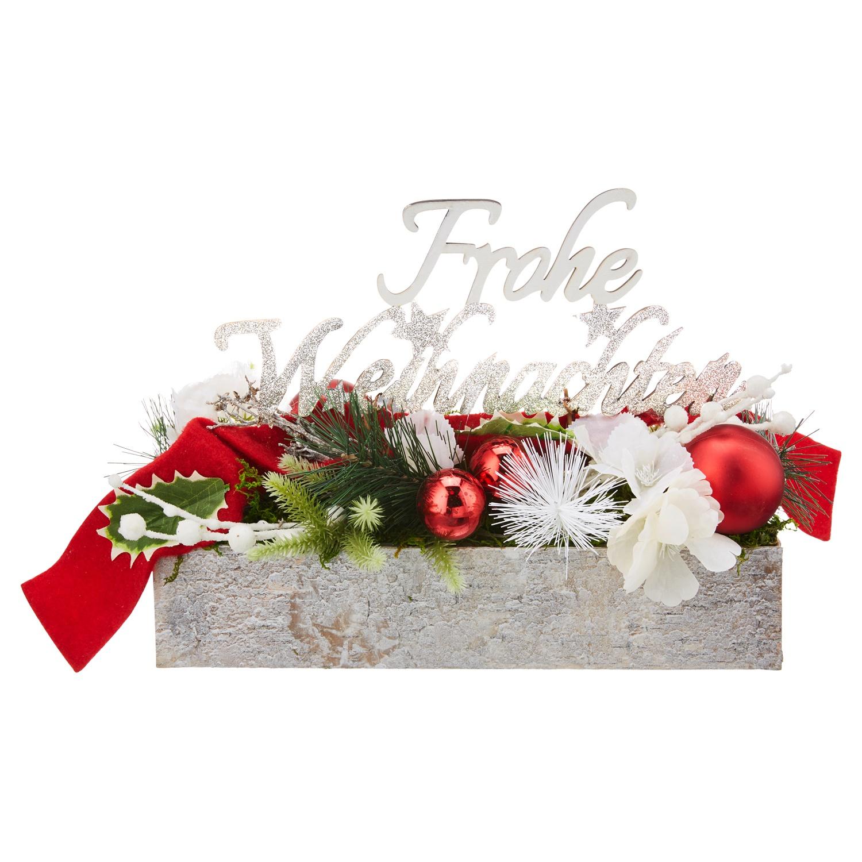CASA Deco Weihnachtliches Gesteck*