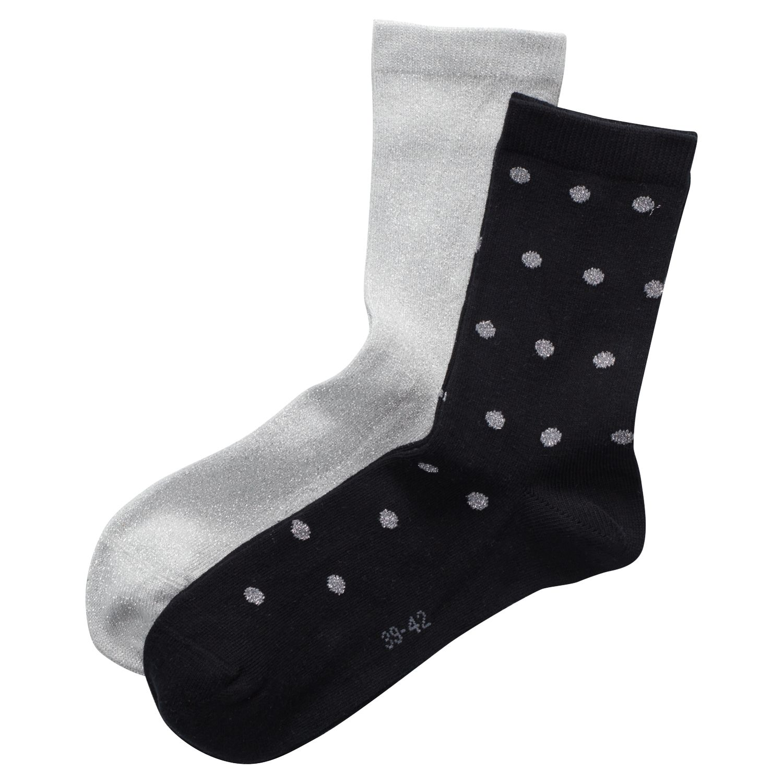 blue motion Glitzer-Socken*