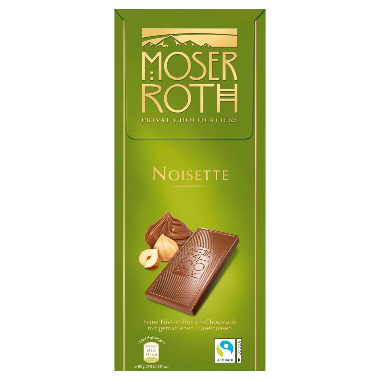 MOSER ROTH Schokolade 125 g*
