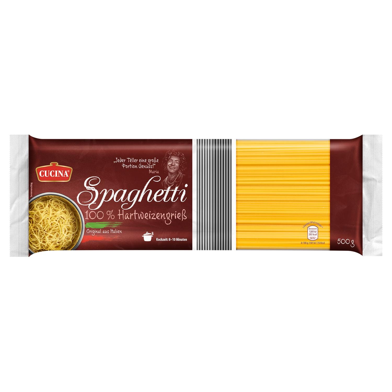 CUCINA Spaghetti 500 g