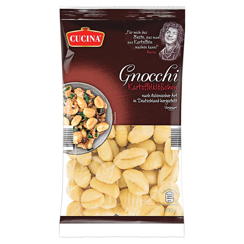 CUCINA Gnocchi/Tagliatelle 600 g