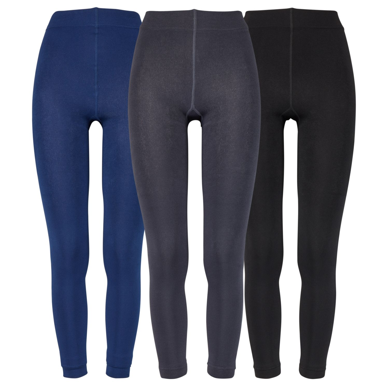 BLUE MOTION Damen-Thermo Leggings