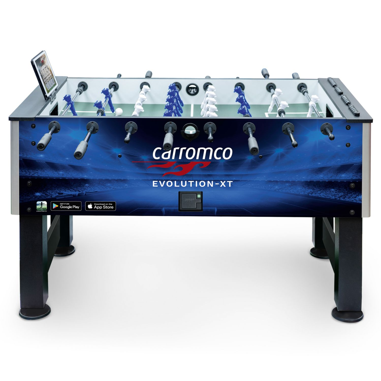 "CARROMCO Kickertisch ""Evolution-XT"""