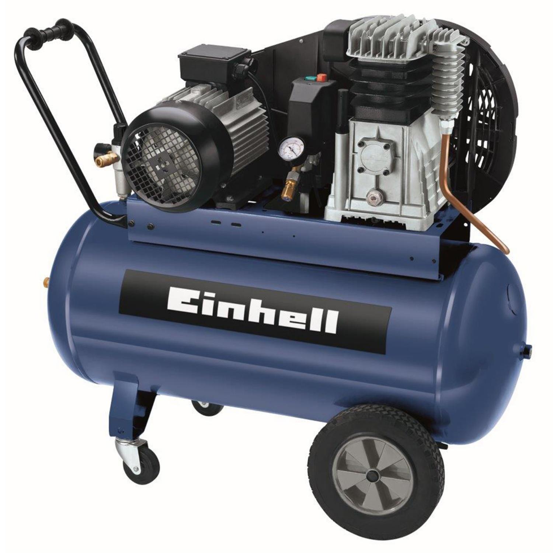 EINHELL Kompressor 100 Liter