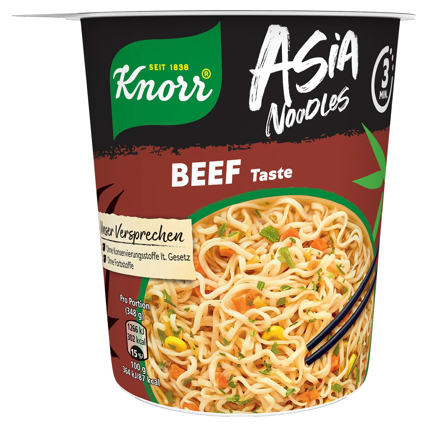 Knorr® ASIA Snack Bar 63 g*