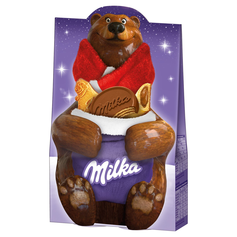 Milka Grandpa & Mama Bear Mix 152 g*