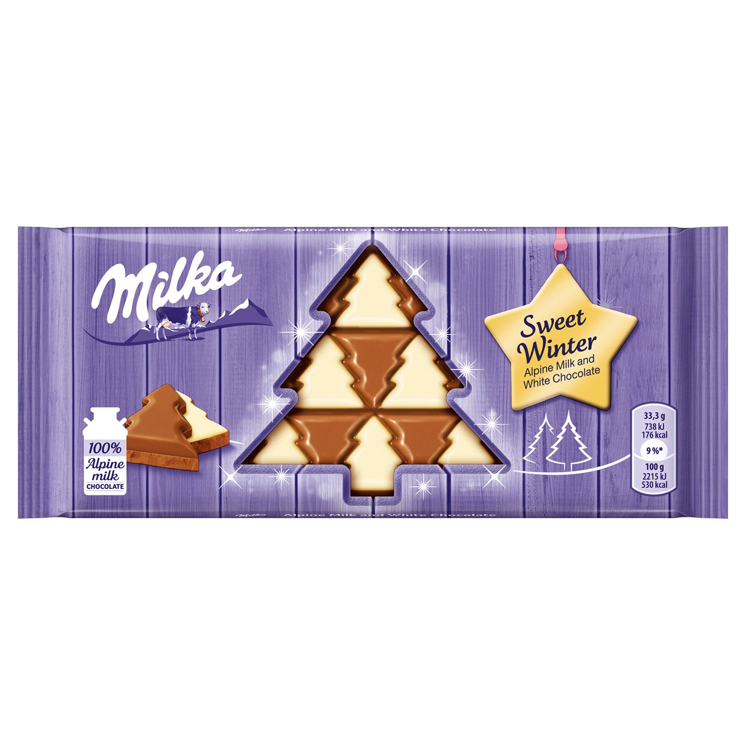 Milka Sweet Winter 100 g*