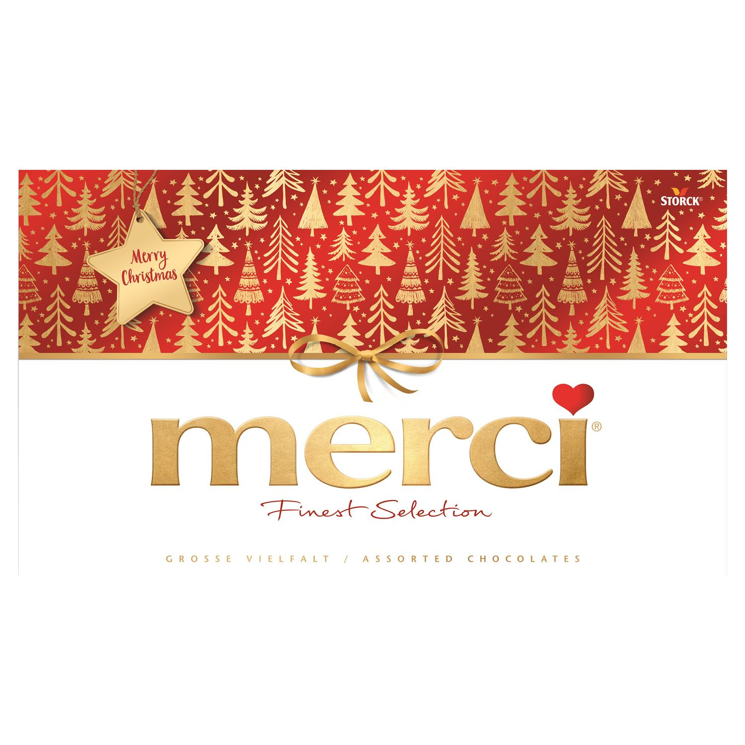 STORCK® merci® Finest Selection 400 g*