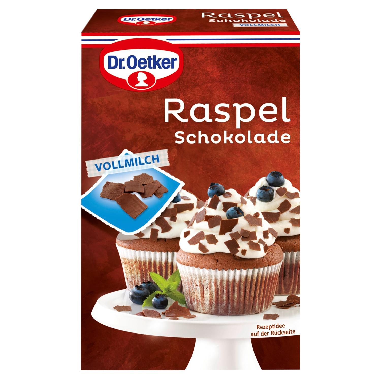 Dr. Oetker Backzutaten, Raspel/Kakao 100 g*