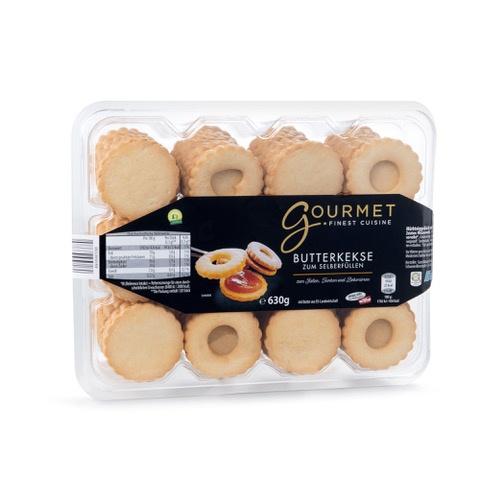 GOURMET Kekse zum Selberfüllen