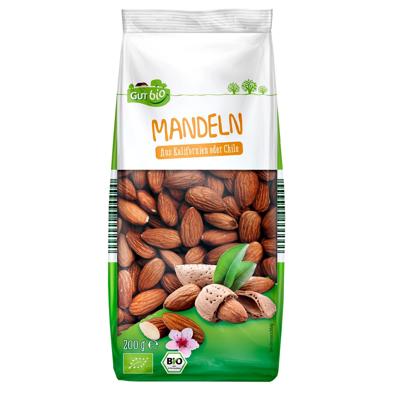 GUT bio Mandeln 200 g
