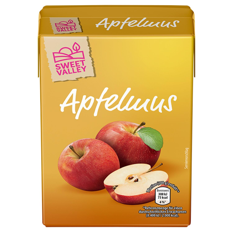 SWEET VALLEY Apfelmus 710 g