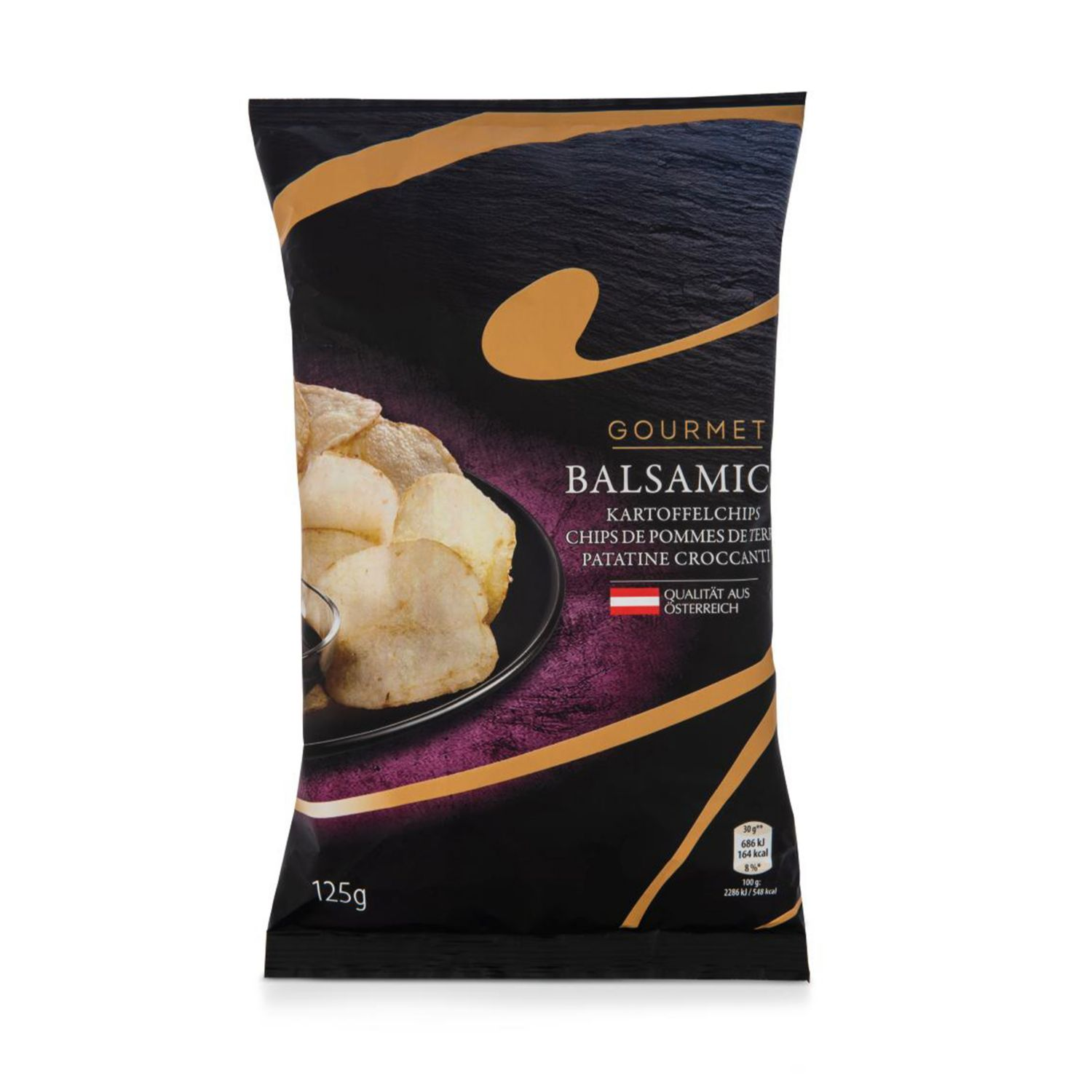 GOURMET Chips, Balsamico