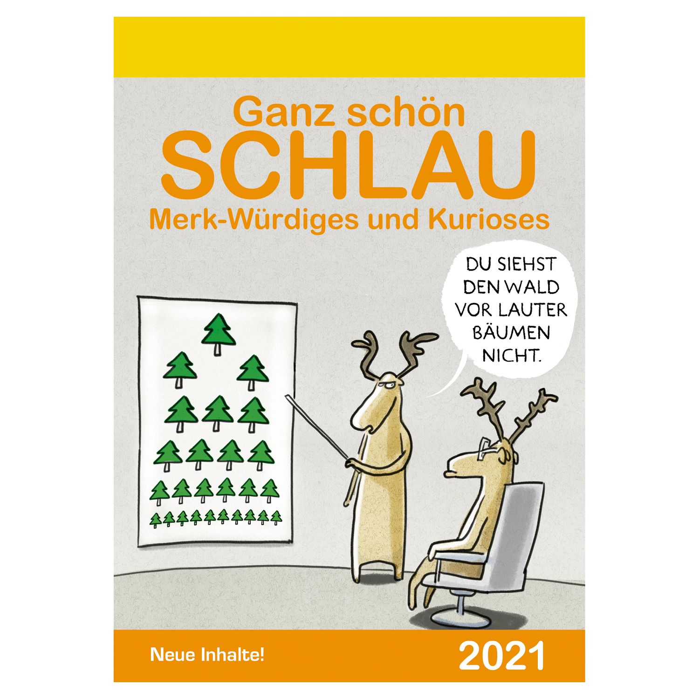 Abreiß-/Postkartenkalender 2021*