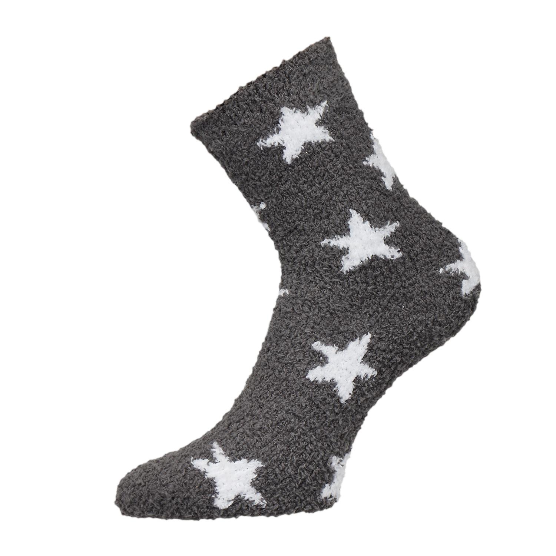 blue motion Flausch-Socken*