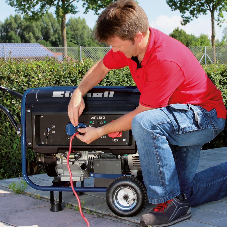 EINHELL Benzin Stromerzeuger