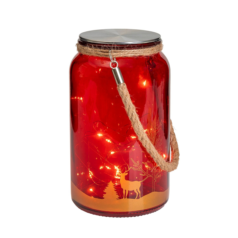 CASA Deco LED-Glasleuchte*