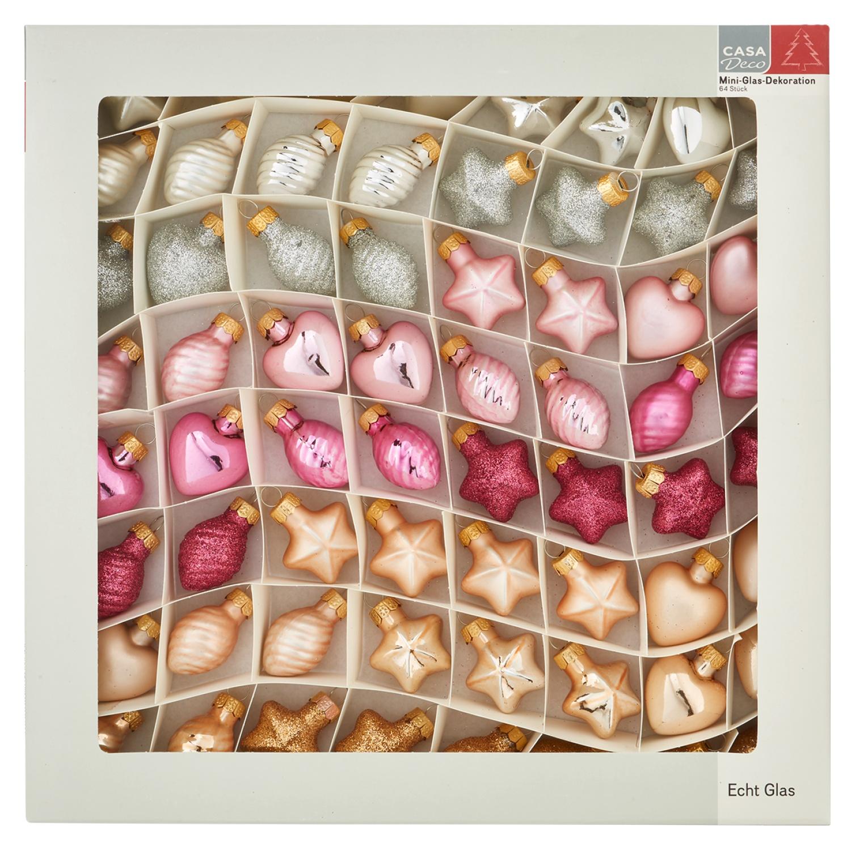 CASA Deco Mini-Glas-Dekoration*