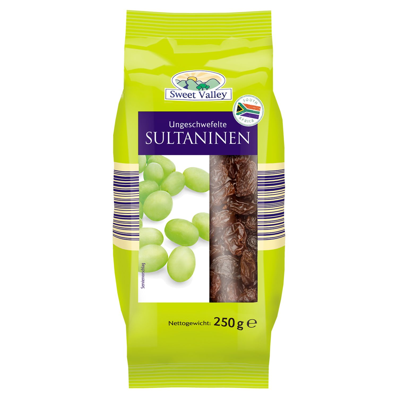 SWEET VALLEY Sultaninen 250 g