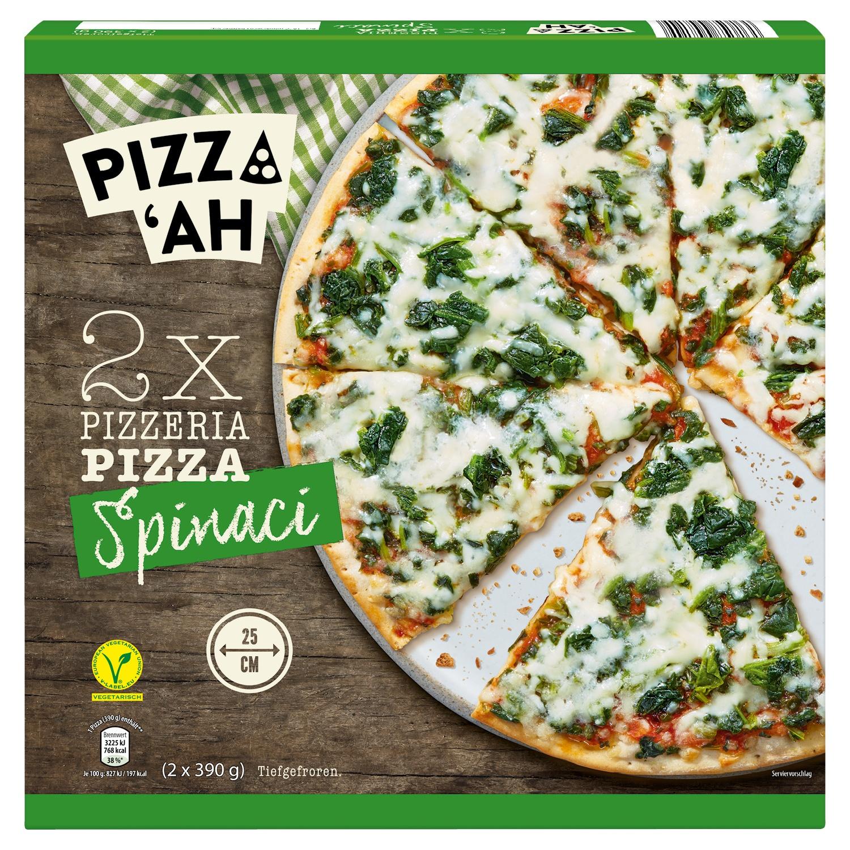 PIZZ'AH Pizzeria Pizza 780 g