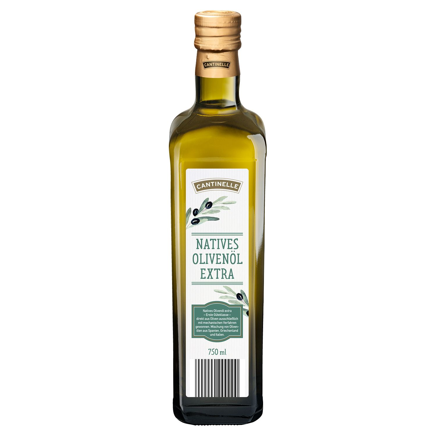 Cantinelle Natives Olivenöl extra 750 ml