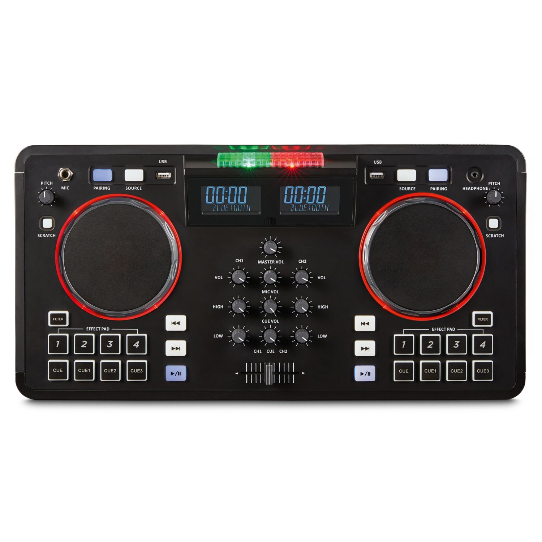 MEDION® LIFE® X61420 Party Lautsprecher mit DJ-Controller