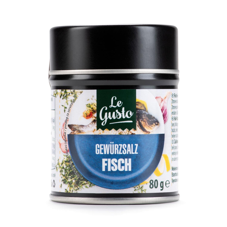 LE GUSTO Alleskönner-Gewürze, Fisch