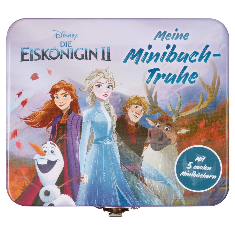 Minibuch-Truhe*