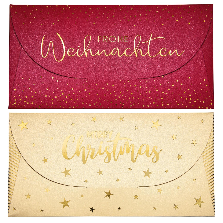 CASA Deco Wert-/Gutschein-Geschenkhüllen*