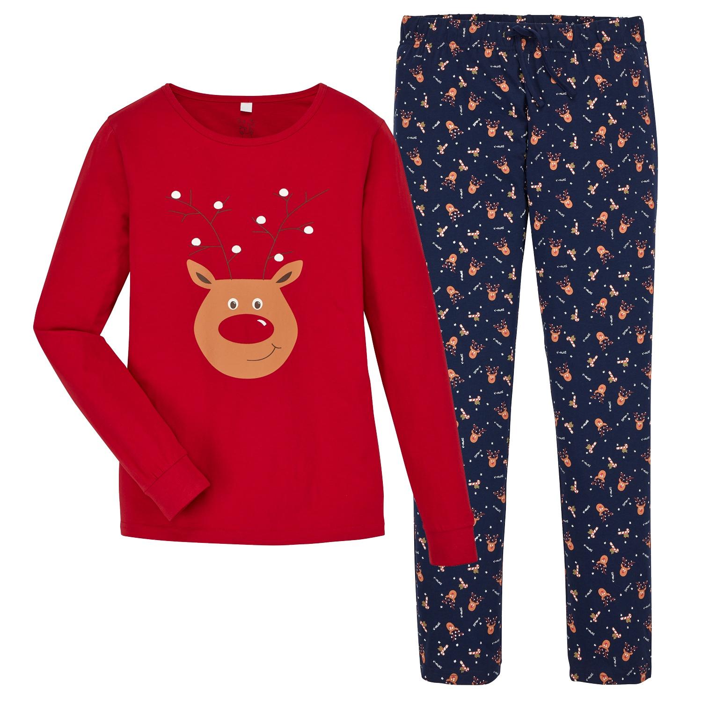 blue motion Xmas-Pyjama*