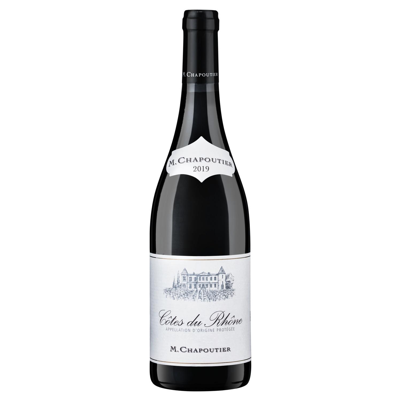 M. CHAPOUTIER 2019 Côtes du Rhône AOC 0,75 l*