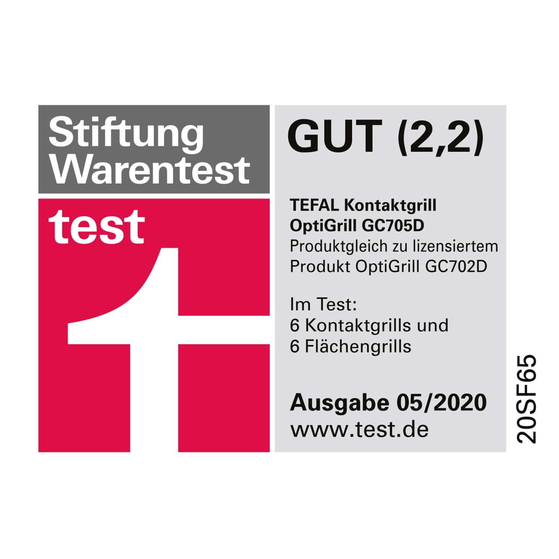 Tefal® OptiGrill GC705D*