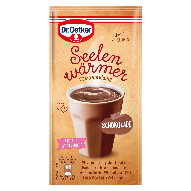 Dr. Oetker Seelenwärmer Tassenpudding 59 g*