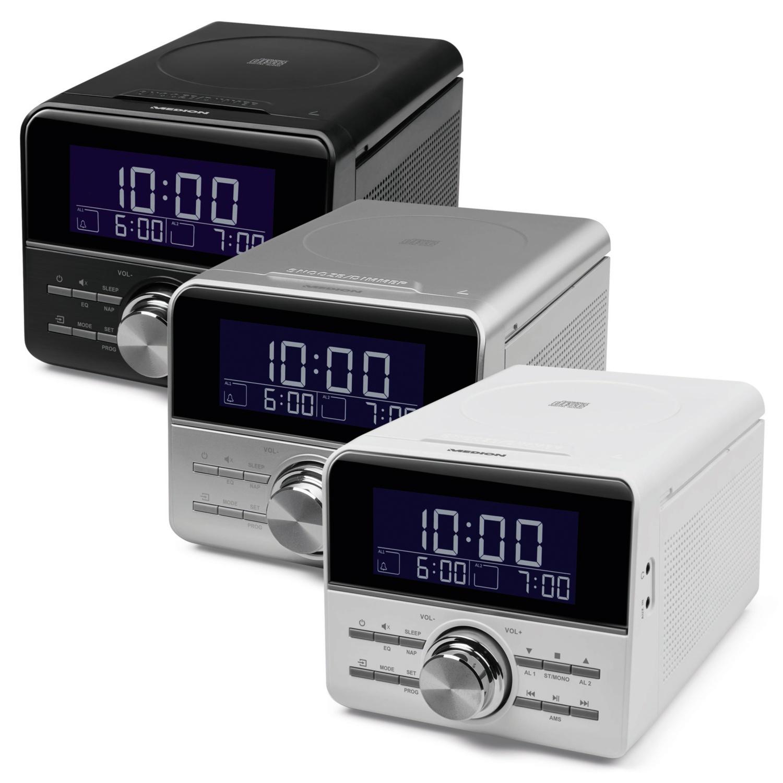 MEDION CD-Uhrenradio