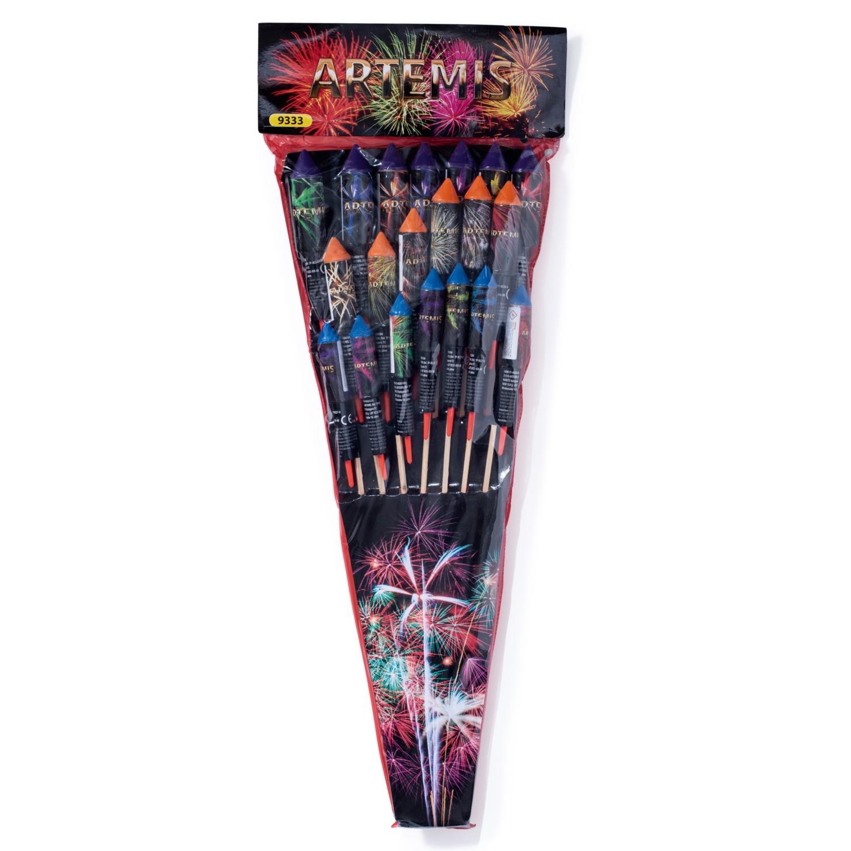 Raketen Artemis