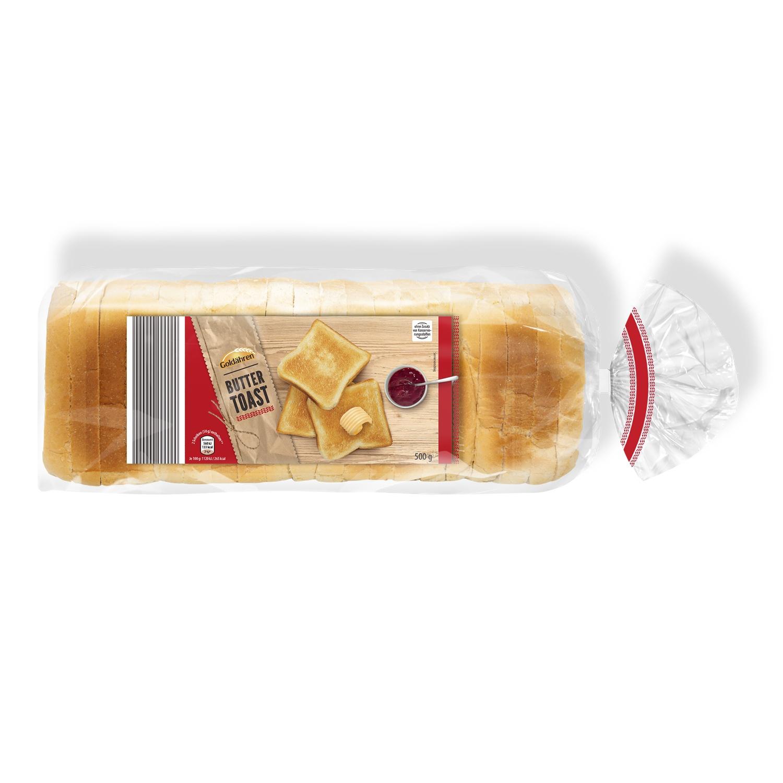 Goldähren Buttertoast 500 g