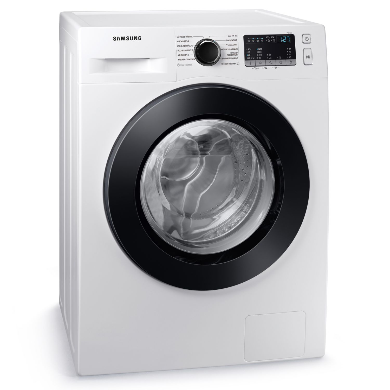 SAMSUNG Waschtrockner WD80T4049CE/EG