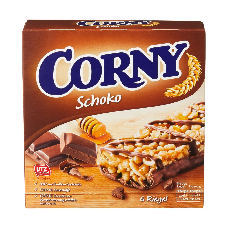 Corny Schoko/Schoko-Banane 150 g