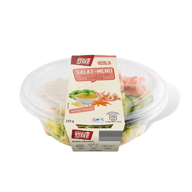 SNACK TIME Salat-Menü 350 g