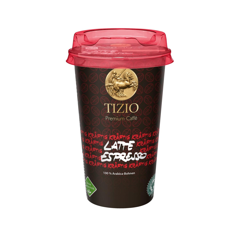 Tizio Kaffeedrink Espresso 250 ml