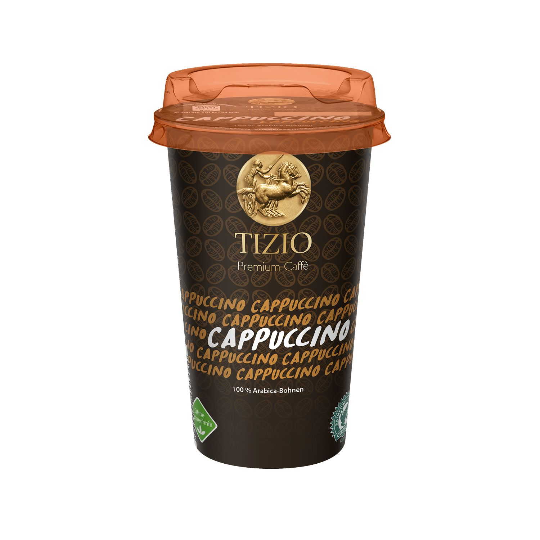 Tizio Kaffeedrink Cappuccino 250 ml