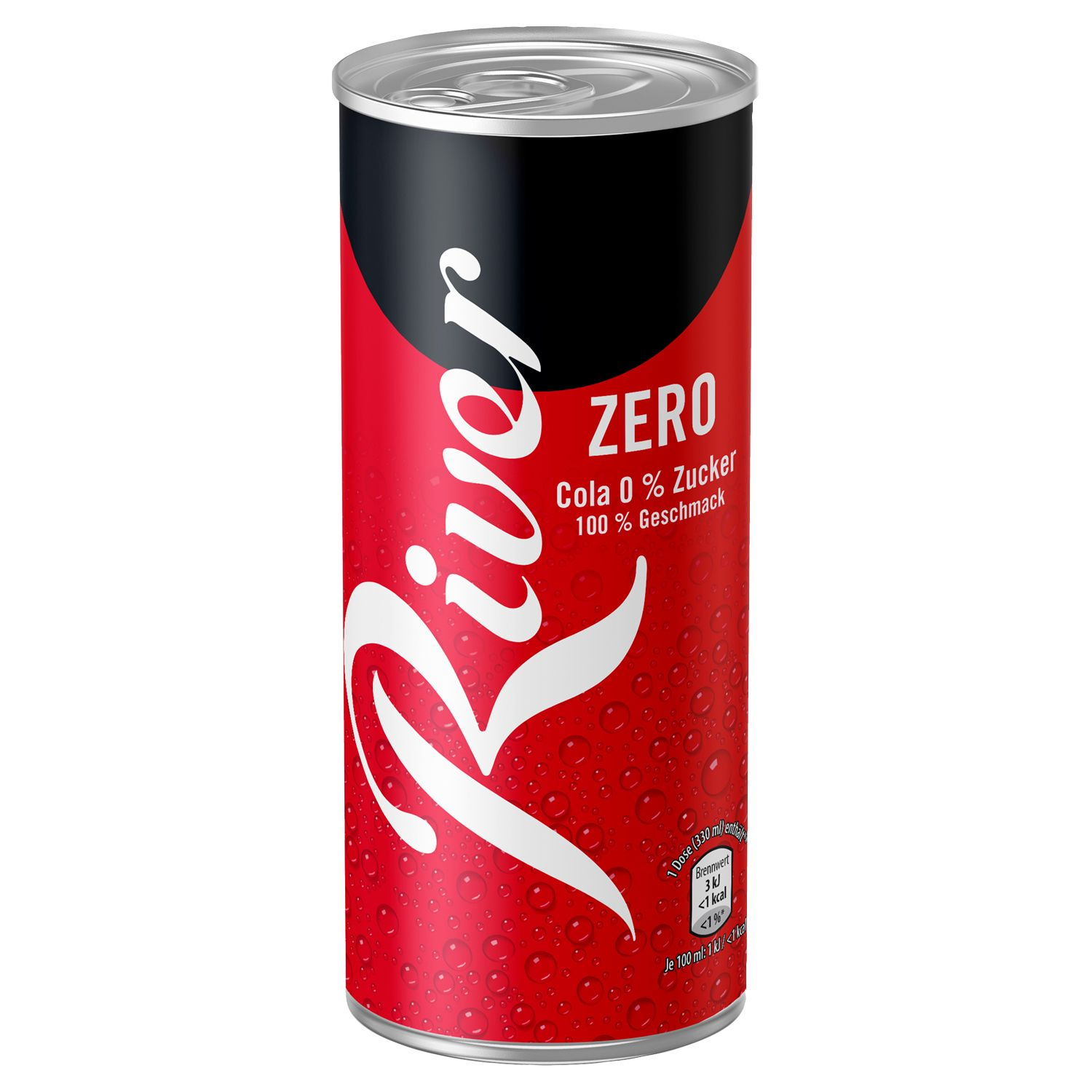 River Cola Zero Dose 330 ml